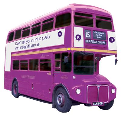 New Bus-Purple