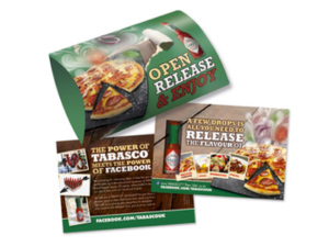 Tabasco Pillow Pack