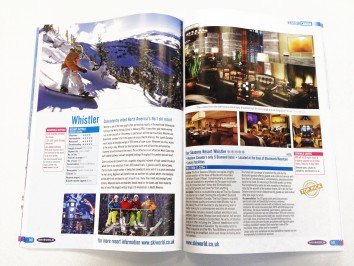 Ski World Inside Spread